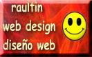 RAULTIN WEB DESIGN:  dise�o y mantenimiento de p�ginas webs